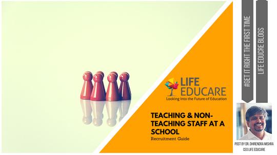 Teaching & Non-Teaching Staff at a School